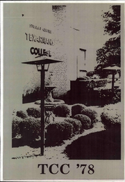 Texarkana College - TC Yearbook (Texarkana, TX) online yearbook collection, 1978 Edition, Page 1