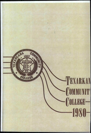 Texarkana College - TC Yearbook (Texarkana, TX) online yearbook collection, 1980 Edition, Page 1