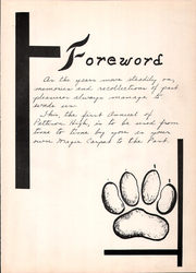 Page 11, 1953 Edition, Pattison High School - Panther Yearbook (Pattison, TX) online yearbook collection