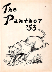 Page 7, 1953 Edition, Pattison High School - Panther Yearbook (Pattison, TX) online yearbook collection