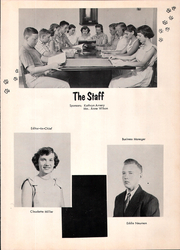 Page 9, 1953 Edition, Pattison High School - Panther Yearbook (Pattison, TX) online yearbook collection