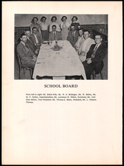 Page 14, 1956 Edition, Pattison High School - Panther Yearbook (Pattison, TX) online yearbook collection