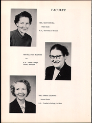 Page 16, 1956 Edition, Pattison High School - Panther Yearbook (Pattison, TX) online yearbook collection