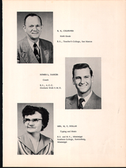 Page 17, 1956 Edition, Pattison High School - Panther Yearbook (Pattison, TX) online yearbook collection