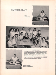Page 8, 1956 Edition, Pattison High School - Panther Yearbook (Pattison, TX) online yearbook collection