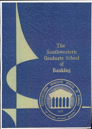 1957 Edition, Southwestern Graduate School of Banking - Yearbook (Dallas, TX)