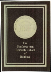 1966 Edition, Southwestern Graduate School of Banking - Yearbook (Dallas, TX)