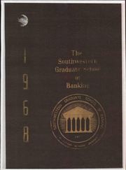1968 Edition, Southwestern Graduate School of Banking - Yearbook (Dallas, TX)