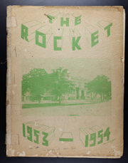 Page 1, 1954 Edition, Baker Junior High School - Rocket Yearbook (Austin, TX) online yearbook collection