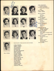 Page 10, 1954 Edition, Baker Junior High School - Rocket Yearbook (Austin, TX) online yearbook collection