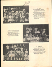 Page 12, 1954 Edition, Baker Junior High School - Rocket Yearbook (Austin, TX) online yearbook collection