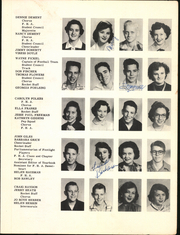 Page 7, 1954 Edition, Baker Junior High School - Rocket Yearbook (Austin, TX) online yearbook collection
