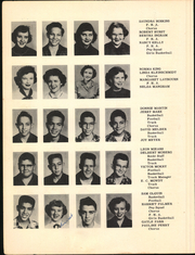 Page 8, 1954 Edition, Baker Junior High School - Rocket Yearbook (Austin, TX) online yearbook collection
