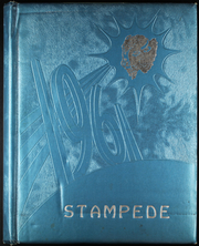 Page 1, 1961 Edition, Wiederstein Junior High School - Stampede Yearbook (Cibolo, TX) online yearbook collection