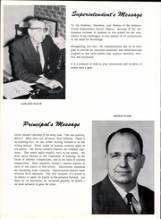 Page 10, 1961 Edition, Wiederstein Junior High School - Stampede Yearbook (Cibolo, TX) online yearbook collection