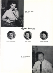 Page 11, 1961 Edition, Wiederstein Junior High School - Stampede Yearbook (Cibolo, TX) online yearbook collection