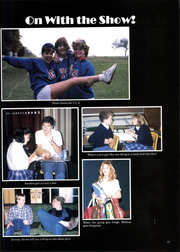 Page 15, 1986 Edition, Trinity Christian Academy - Addison, TX) online yearbook collection