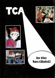 Page 6, 1986 Edition, Trinity Christian Academy - Addison, TX) online yearbook collection