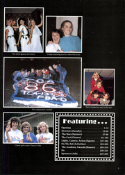 Page 7, 1986 Edition, Trinity Christian Academy - Addison, TX) online yearbook collection