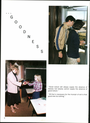Page 12, 1981 Edition, Garland Christian Academy - Excalibur Yearbook (Garland, TX) online yearbook collection
