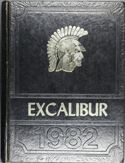 1982 Edition, Garland Christian Academy - Excalibur Yearbook (Garland, TX)