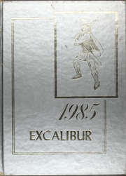 1985 Edition, Garland Christian Academy - Excalibur Yearbook (Garland, TX)