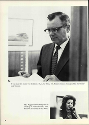 Page 10, 1972 Edition, Texas State Technical Institute - Creation Yearbook (Amarillo, TX) online yearbook collection