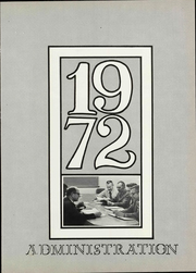 Page 9, 1972 Edition, Texas State Technical Institute - Creation Yearbook (Amarillo, TX) online yearbook collection