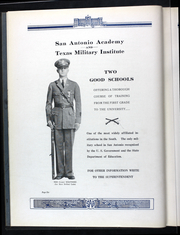Page 12, 1928 Edition, San Antonio Academy - Blue Bonnet Yearbook (San Antonio, TX) online yearbook collection