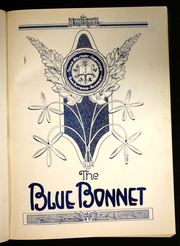 Page 7, 1928 Edition, San Antonio Academy - Blue Bonnet Yearbook (San Antonio, TX) online yearbook collection