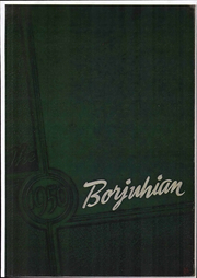 1950 Edition, Borger Junior High School - Borjuhian Yearbook (Borger, TX)