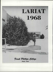 Page 8, 1968 Edition, Frank Phillips College - Lariat Yearbook (Borger, TX) online yearbook collection