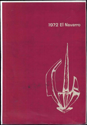 1972 Edition, Navarro College - El Navarro Yearbook (Corsicana, TX)