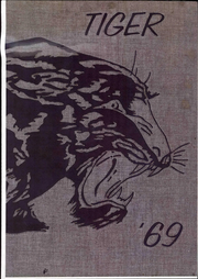 1969 Edition, Bishop College - Tiger Yearbook (Dallas, TX)