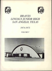 Page 7, 1975 Edition, Lincoln Middle School - Yearbook (San Angelo, TX) online yearbook collection