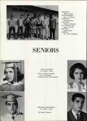 Page 16, 1965 Edition, Holding Institute - Golden Eagle Yearbook (Laredo, TX) online yearbook collection