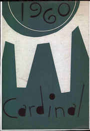 1960 Edition, Lamar University - Cardinal Yearbook (Beaumont, TX)