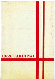 1969 Edition, Lamar University - Cardinal Yearbook (Beaumont, TX)