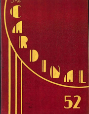 Page 1, 1952 Edition, Price College - Cardinal Yearbook (Amarillo, TX) online yearbook collection