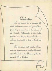 Page 10, 1952 Edition, Price College - Cardinal Yearbook (Amarillo, TX) online yearbook collection