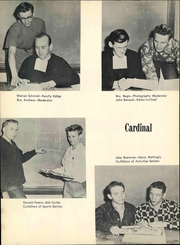 Page 12, 1952 Edition, Price College - Cardinal Yearbook (Amarillo, TX) online yearbook collection
