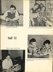 Page 13, 1952 Edition, Price College - Cardinal Yearbook (Amarillo, TX) online yearbook collection