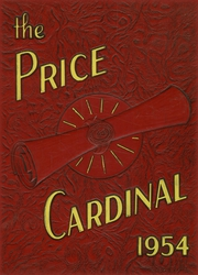 1954 Edition, Price College - Cardinal Yearbook (Amarillo, TX)