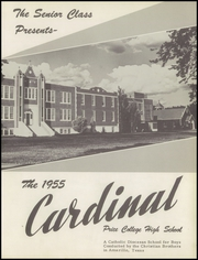 Page 7, 1955 Edition, Price College - Cardinal Yearbook (Amarillo, TX) online yearbook collection