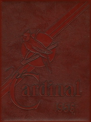 1956 Edition, Price College - Cardinal Yearbook (Amarillo, TX)