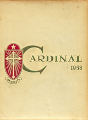 1958 Edition, Price College - Cardinal Yearbook (Amarillo, TX)