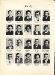 Page 10, 1964 Edition, Burleson Junior High School - Wapiti Yearbook (Burleson, TX) online yearbook collection