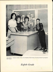 Page 12, 1964 Edition, Burleson Junior High School - Wapiti Yearbook (Burleson, TX) online yearbook collection
