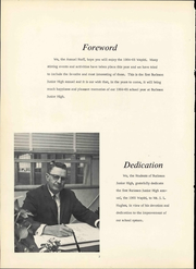 Page 8, 1964 Edition, Burleson Junior High School - Wapiti Yearbook (Burleson, TX) online yearbook collection