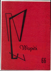 Page 1, 1966 Edition, Burleson Junior High School - Wapiti Yearbook (Burleson, TX) online yearbook collection